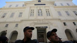 محكمة سيدي امحمد في الجزائر