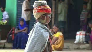 રીનો સમુદાયની મહિલા