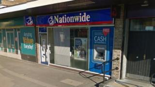 Nationwide in Totton