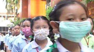 Contaminación en Mongolia
