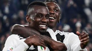 Les deux footballeurs noirs de la Juventus ont été victimes de racisme mardi soir à Cagliari.