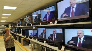 Білорусь, Лукашенко