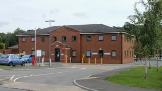 Ystrad Mynach Police Station