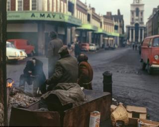 Spitalfields Market, 1975