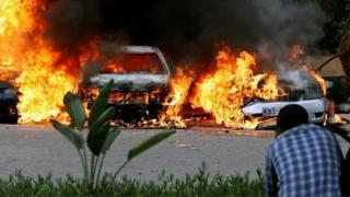 Kenya hotel attack