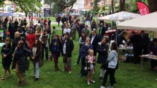 Keep Our NHS Public Dorset event