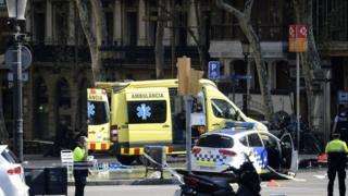 IS waxa ay sheegeen weerarkii Barcelona 17 August