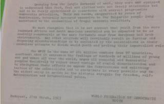 An image of the original press release