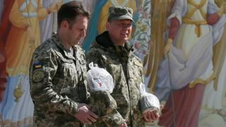 військові в Києві