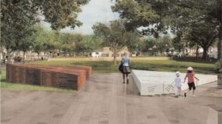 War memorial design