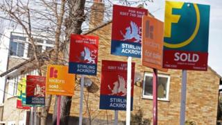 UK house price growth at 14-month high, says the Nationwide
