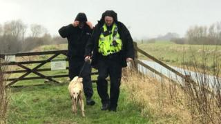 Hare coursing operation