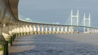 The Second Severn Crossing opened in 1996