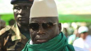 Shugaba Yahya Jammeh