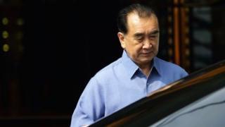 Kim Chang-son juga terlihat tahun lalu melihat-lihat hotel di Singapura.