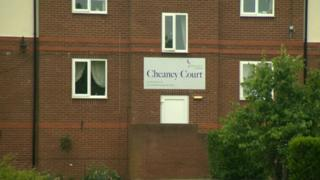 Cheaney Court care home