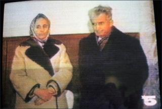 Ніколае та Елена Чаушесу