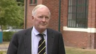 Judge Michael Findlay Baker
