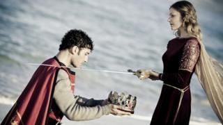 Дама и рыцарь
