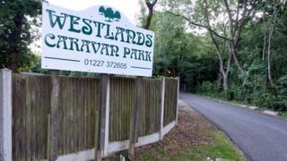 Westlands Caravan Park, Herne Bay
