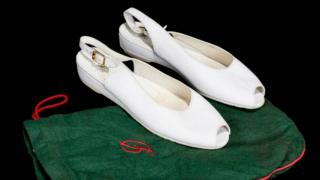 Princess Diana shoes