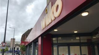 Wilko on Charles Street in Leicester