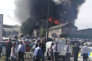Grantham Fire