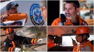 Grupo de resgate voluntário rodoviário Anjos do Asfalto