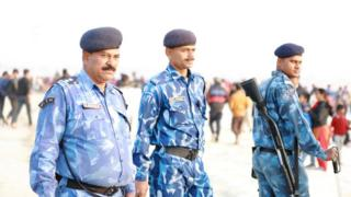 Security at Kumbh Mela 2019