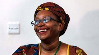 Stella Nyanzi