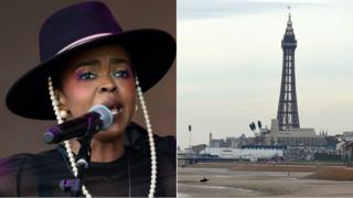 Lauryn Hill and Blackpool