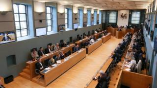 парламент Валлонии