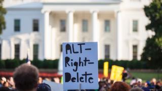 Митинг у Белого дома