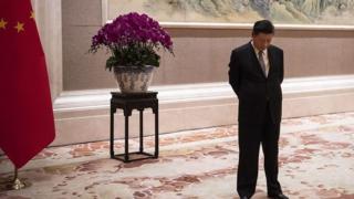 شی جینپینگ بدون تردید پرقدرت ترین رهبر چین از زمان مائوتسه تونگ، است