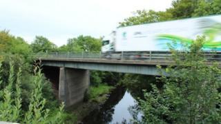 New Ramhill Bridge