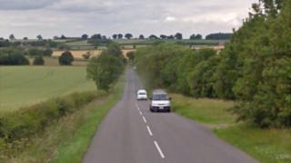 Hallamford Road