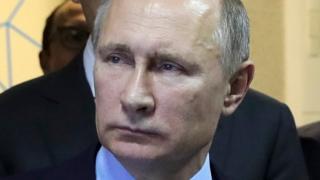 俄罗斯总统普京12月26日参加集体安全委员会会议