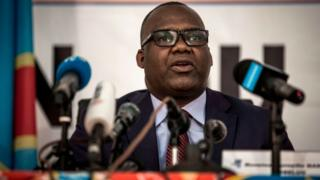 Corneille Nangaa, le président de la commission électorale de la RDC