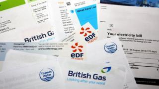 Energy bills