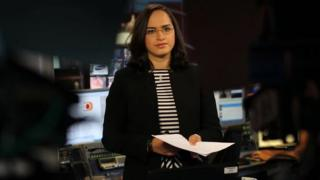 Rana Rahimpour, a journalist with the BBC Persian Service