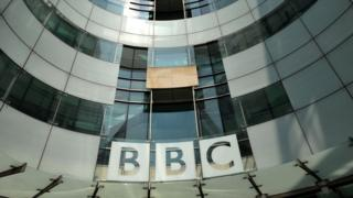 Gedung BBC di London