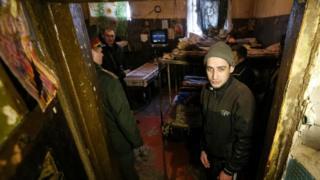 Камера в Лукьяновском СИЗО в Киеве