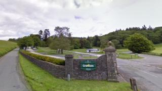 Grizedale Forestry Commission car park