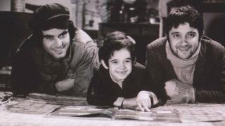 Akan'ın rol aldığı 1973 yapımı 'Canım Kardeşim' filminden bir kare.