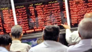 بازار سهام تهران