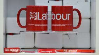 Labour Party mugs