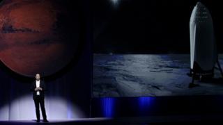 SpaceX 'in kurucusu Elon Musk