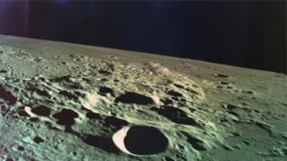 बेरशीट या यानानं चंद्राचे काही फोटो टिपले आहेत.