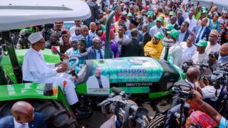 Muhammadụ Buhari
