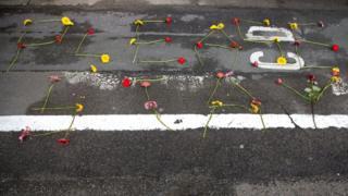Flowers in Brussels